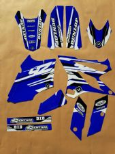 New YZ 85 15 16 17 18 19 PTS4 Team Graphics Sticker Decals Kit Enduro Motocross
